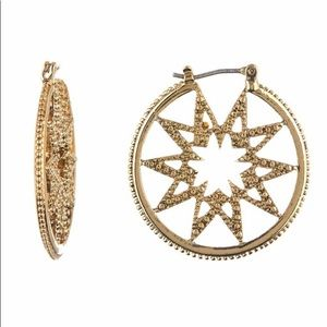 Marchesa Star Click Earring